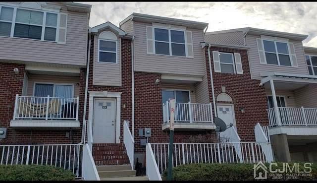 604 Great Beds Court #604, Perth Amboy, NJ 08861 (MLS #2111253) :: RE/MAX Platinum