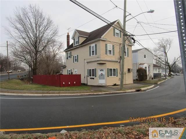 17 Player Avenue, Edison, NJ 08817 (MLS #2111261) :: Parikh Real Estate