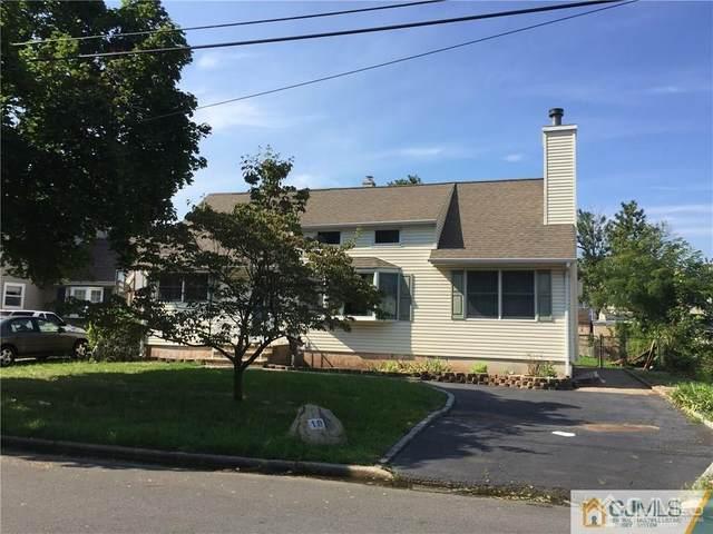 19 W James Place, Iselin, NJ 08830 (MLS #2111299) :: The Streetlight Team at Formula Realty
