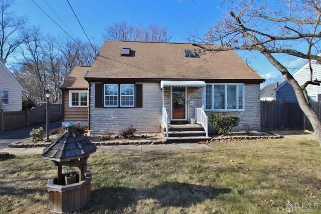 1311 Maple Avenue, South Plainfield, NJ 07080 (MLS #2111321) :: The Premier Group NJ @ Re/Max Central