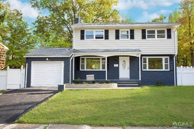 10 Sarno Street, Colonia, NJ 07067 (MLS #2111348) :: Gold Standard Realty