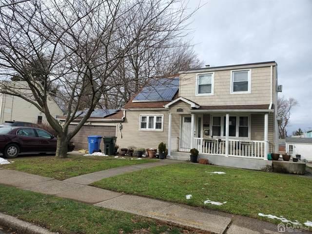 276 Bunns Lane, Woodbridge Proper, NJ 07095 (MLS #2111351) :: Gold Standard Realty