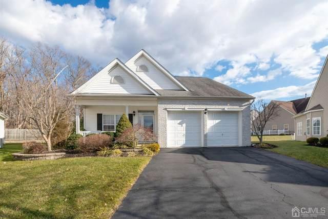 10 Holly House Drive, Helmetta, NJ 08828 (MLS #2111376) :: The Sikora Group