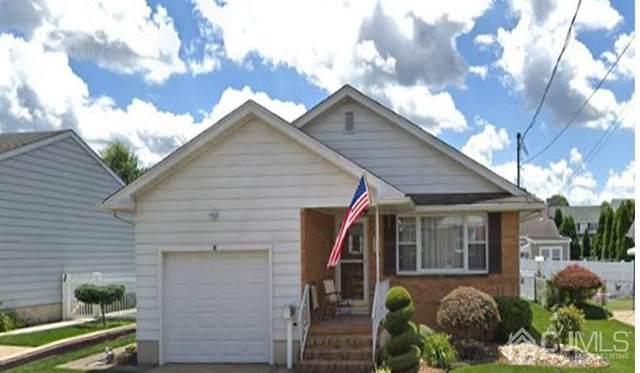 40 Furman Avenue, Sayreville, NJ 08872 (MLS #2111456) :: Gold Standard Realty