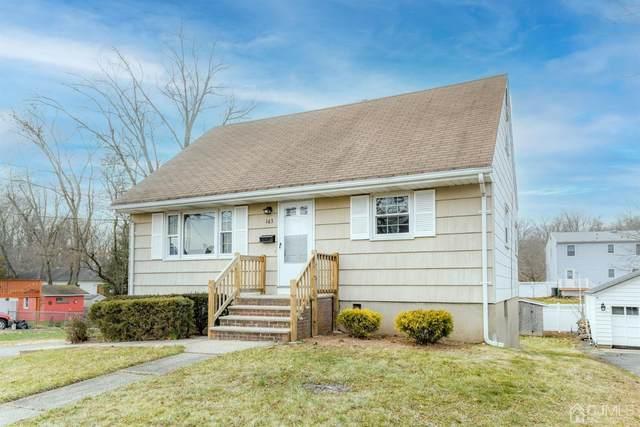 163 Riva Avenue, Milltown, NJ 08850 (MLS #2111515) :: RE/MAX Platinum