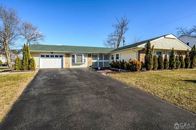 5 Bechstein Drive, Aberdeen, NJ 07747 (MLS #2111660) :: The Sikora Group