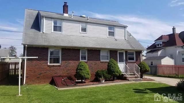 25 Sabo Street, Carteret, NJ 07008 (MLS #2111735) :: The Sikora Group