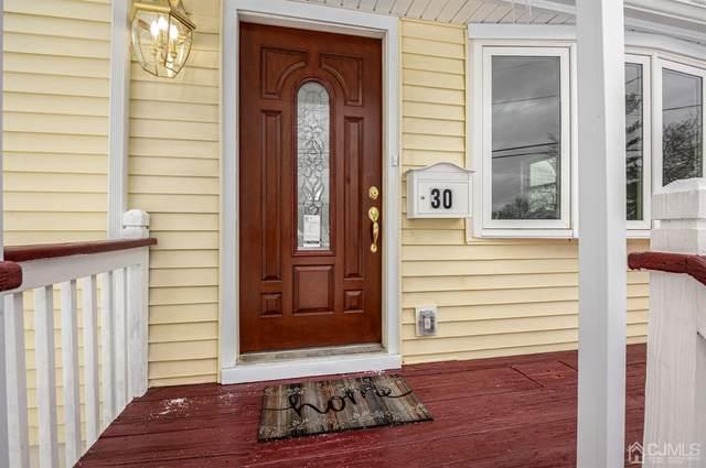 30 Becker Drive, Sayreville, NJ 08859 (MLS #2111835) :: RE/MAX Platinum