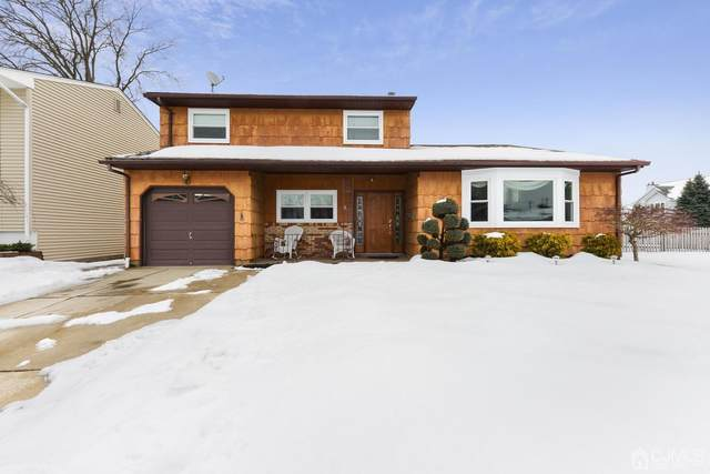 6 Ridgedale Place, Woodbridge Proper, NJ 07095 (MLS #2111912) :: RE/MAX Platinum