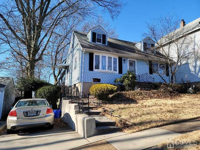 222 S 8th Avenue, Highland Park, NJ 08904 (MLS #2111942) :: The Sikora Group