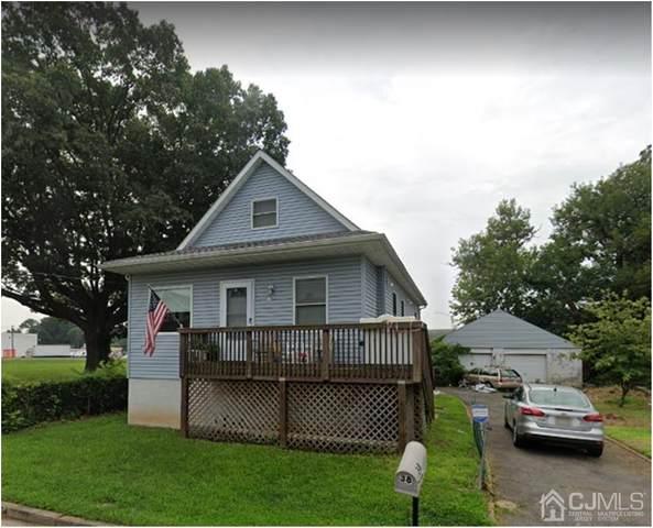 38 N Edmund Street, Edison, NJ 08817 (MLS #2112030) :: Provident Legacy Real Estate Services, LLC