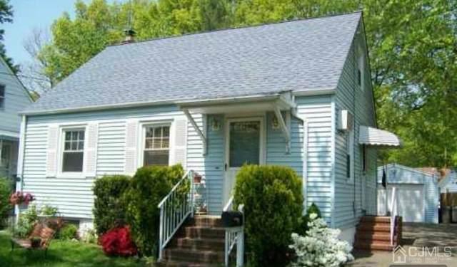 413 Alden Road, Avenel, NJ 07001 (#2112032) :: Rowack Real Estate Team