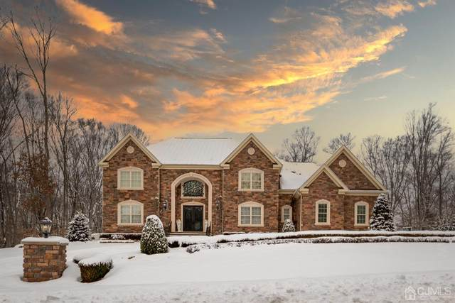 14 Majestic Woods Drive, Monroe, NJ 08831 (MLS #2112081R) :: William Hagan Group