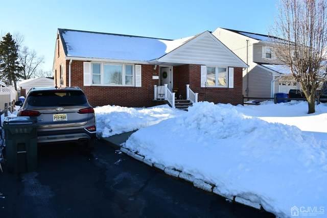 777 Harrell Avenue, Woodbridge Proper, NJ 07095 (MLS #2112142) :: William Hagan Group