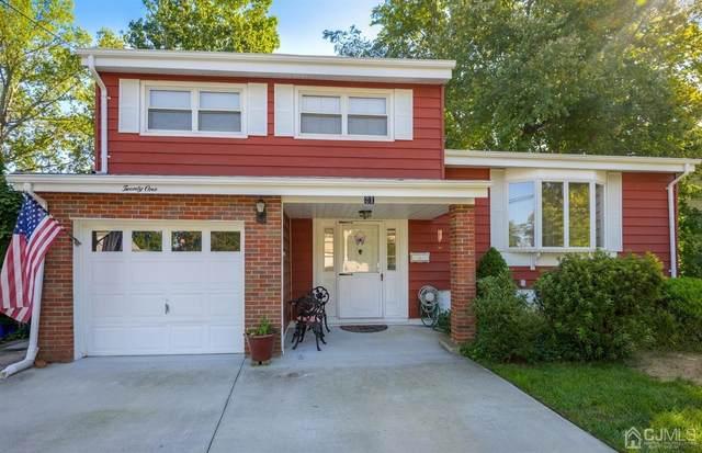 21 Cindy Street, Old Bridge, NJ 08857 (MLS #2112176) :: Provident Legacy Real Estate Services, LLC