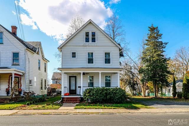 192 S Main Street, Milltown, NJ 08850 (MLS #2112286) :: RE/MAX Platinum