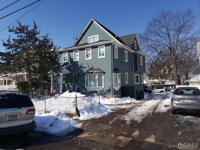 924 W 6th Street W, Plainfield, NJ 07063 (MLS #2112539R) :: The Sikora Group