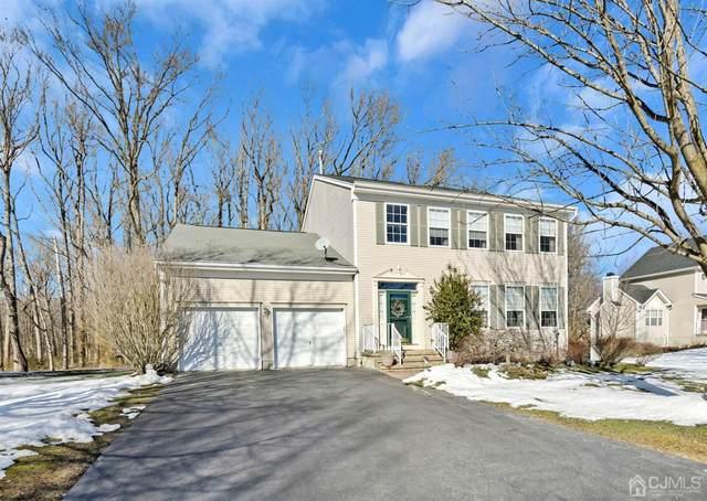 34 Oakmont Terrace, Hightstown, NJ 08520 (MLS #2112563R) :: William Hagan Group