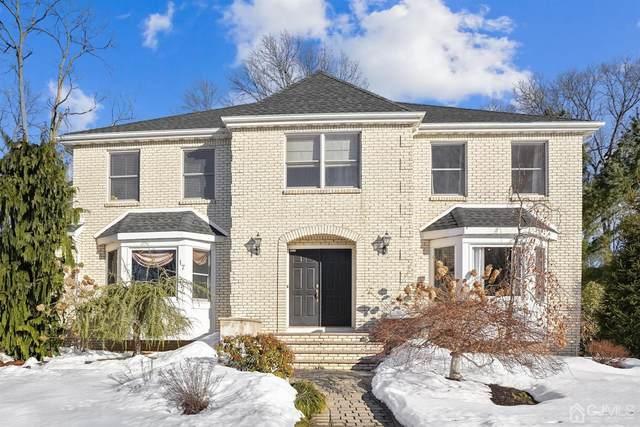 17 Margaret Place, East Brunswick, NJ 08816 (MLS #2112747R) :: The Sikora Group