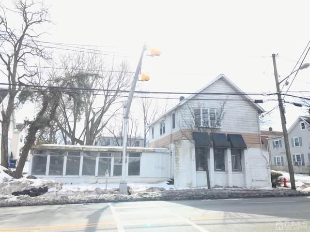 1134 Raritan Avenue, Highland Park, NJ 08904 (MLS #2112750R) :: The Sikora Group