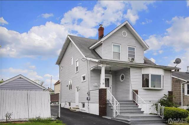 31 Saint Ann Street, Carteret, NJ 07008 (MLS #2112851R) :: RE/MAX Platinum