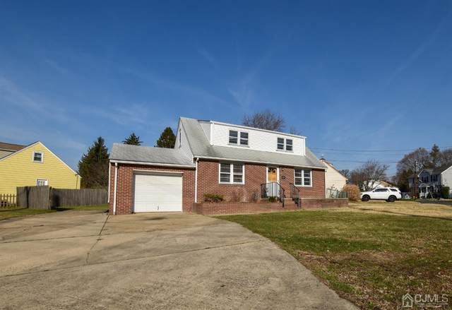 1 Highview Road, East Brunswick, NJ 08816 (MLS #2112866R) :: The Sikora Group