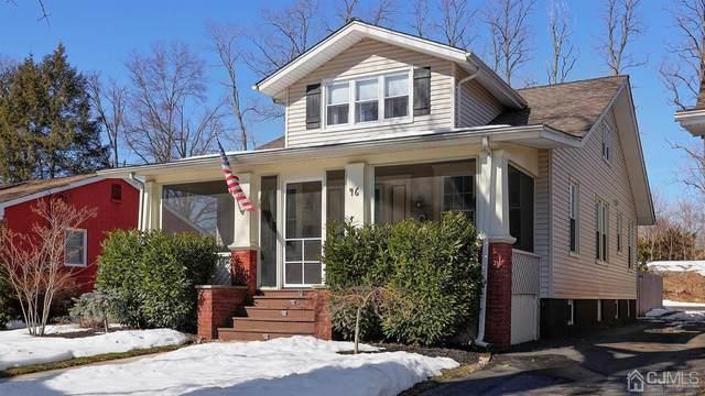 46 Plainfield Avenue, Metuchen, NJ 08840 (MLS #2112895R) :: RE/MAX Platinum