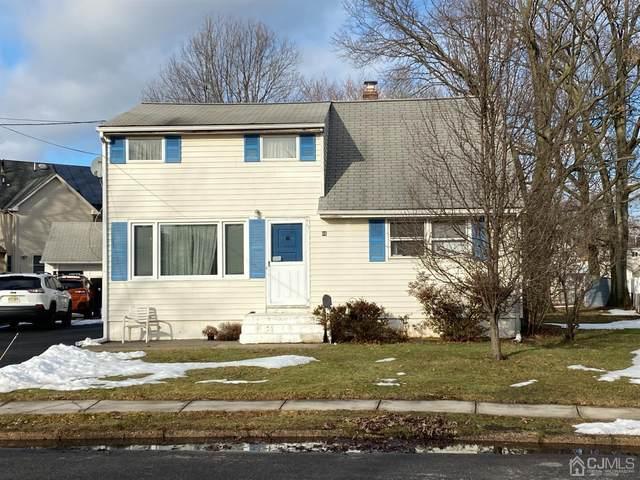 46 Clark Place, Avenel, NJ 07001 (MLS #2112938R) :: RE/MAX Platinum