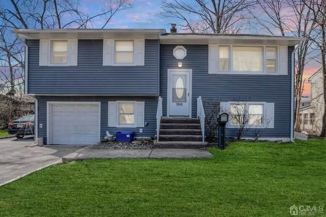 1040 S Washington Avenue, Piscataway, NJ 08854 (MLS #2113330R) :: RE/MAX Platinum