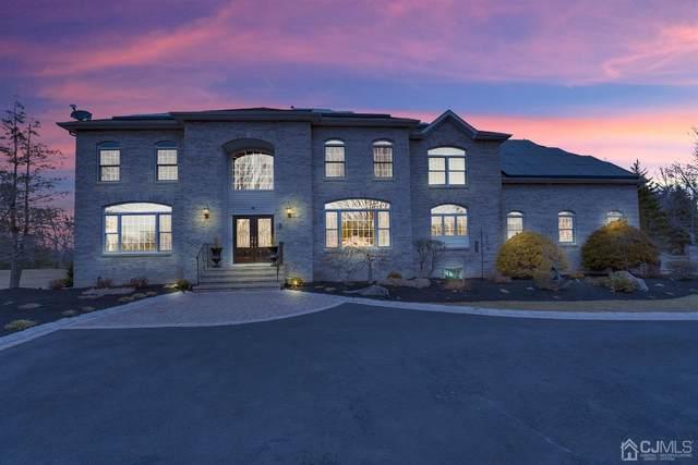 6 Kulessa Court, East Brunswick, NJ 08816 (MLS #2113576R) :: Provident Legacy Real Estate Services, LLC