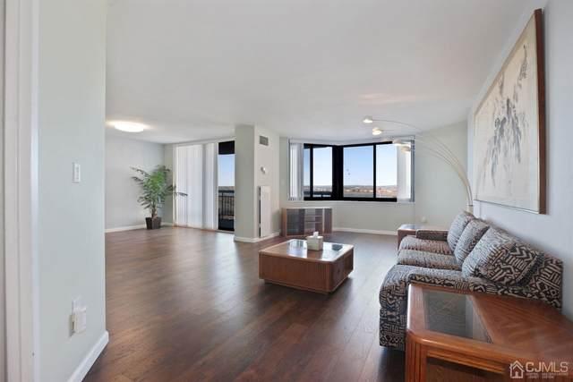 312 Harmon Cove Tower, Secaucus, NJ 07094 (MLS #2113632R) :: William Hagan Group
