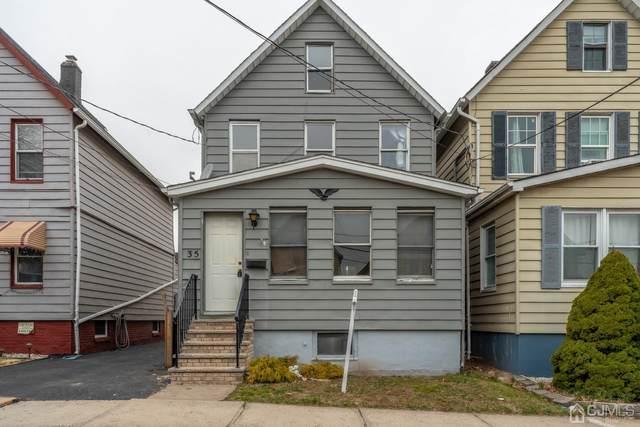 35 Charles Street, Carteret, NJ 07008 (MLS #2113975R) :: The Sikora Group