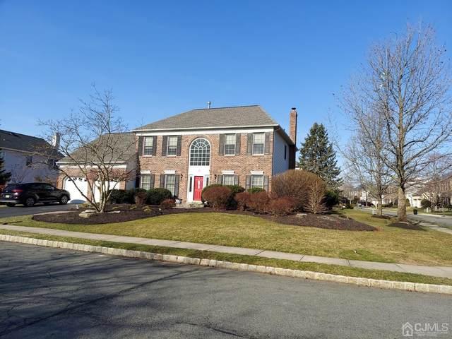 50 Eleanor Drive, South Brunswick, NJ 08824 (MLS #2114153R) :: REMAX Platinum