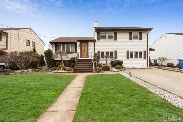 69 Sterling Drive, Colonia, NJ 07067 (MLS #2114220R) :: The Streetlight Team at Formula Realty
