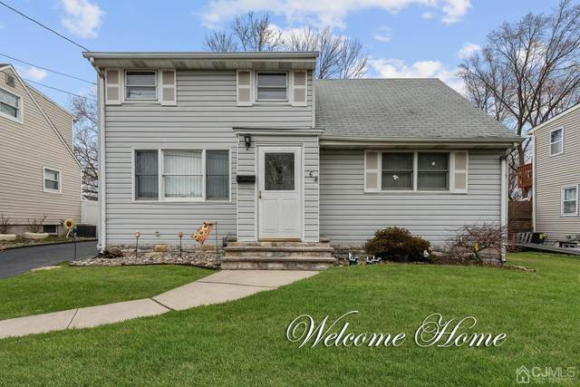 6 Clembil Court, Hopelawn, NJ 08861 (MLS #2114229R) :: The Michele Klug Team | Keller Williams Towne Square Realty