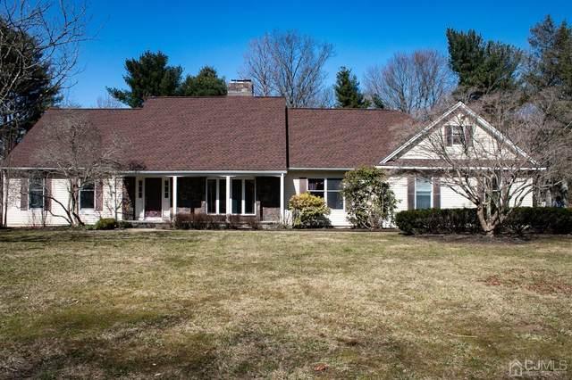 38 Cranbury Neck Road, Cranbury, NJ 08512 (MLS #2114359R) :: Provident Legacy Real Estate Services, LLC