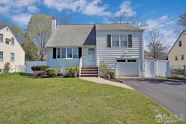 518 Clinton Avenue, Middlesex, NJ 08846 (MLS #2114538R) :: The Dekanski Home Selling Team