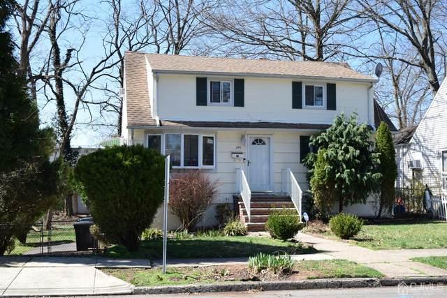 244 S 8th Avenue, Highland Park, NJ 08904 (MLS #2114581R) :: Provident Legacy Real Estate Services, LLC