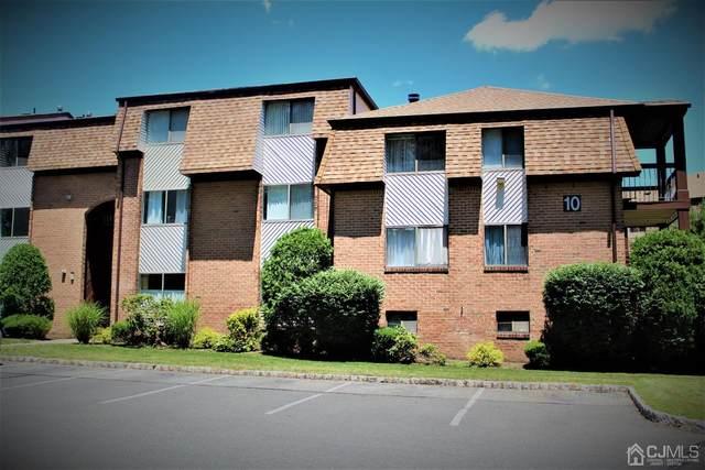 1006 Edison Glen Terrace #1006, Edison, NJ 08837 (MLS #2114617R) :: The Michele Klug Team | Keller Williams Towne Square Realty