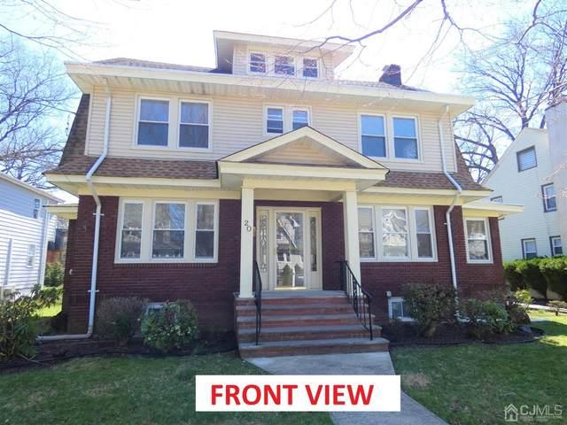 20 Coolidge Road, Maplewood, NJ 07040 (MLS #2114678R) :: Kay Platinum Real Estate Group