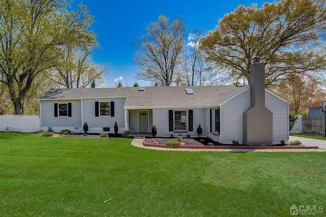 2 Mayfarth Terrace, Plainsboro, NJ 08536 (MLS #2114721R) :: Kiliszek Real Estate Experts