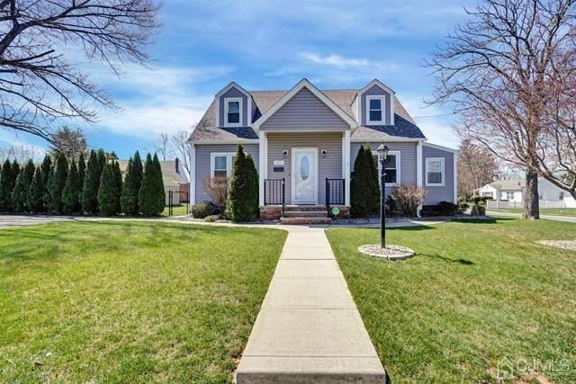 203 Joseph Street, East Brunswick, NJ 08816 (MLS #2114986R) :: Provident Legacy Real Estate Services, LLC