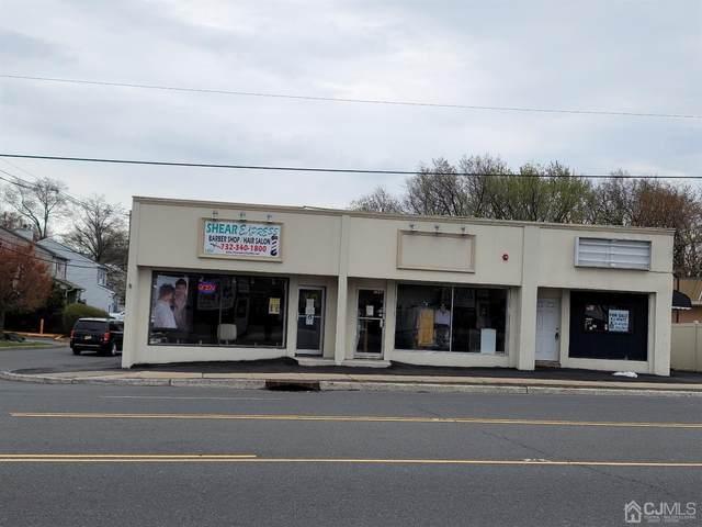 1352 St George Avenue, Avenel, NJ 07001 (MLS #2114994R) :: Parikh Real Estate