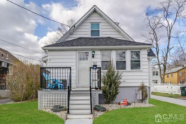 867 Terrace Avenue, Woodbridge Proper, NJ 07095 (MLS #2115035R) :: RE/MAX Platinum
