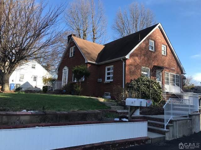 95 Highfield Road, Colonia, NJ 07067 (MLS #2115075R) :: Provident Legacy Real Estate Services, LLC
