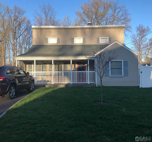 20 Hayes Avenue, Colonia, NJ 07067 (MLS #2115162R) :: The Dekanski Home Selling Team