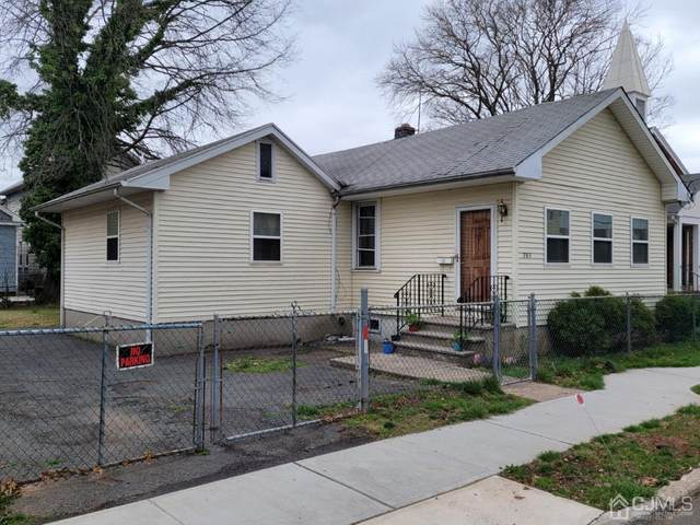 385 Yale Avenue, Hillside, NJ 07205 (MLS #2115184R) :: William Hagan Group