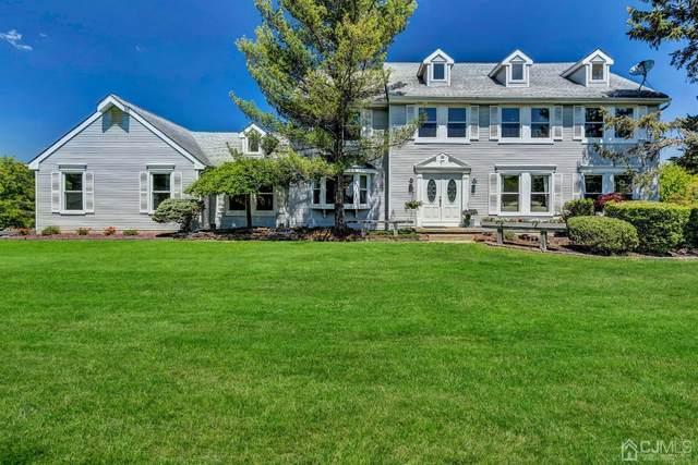 23 Van Arsdale Circle, Millstone, NJ 08535 (MLS #2115394R) :: The Sikora Group