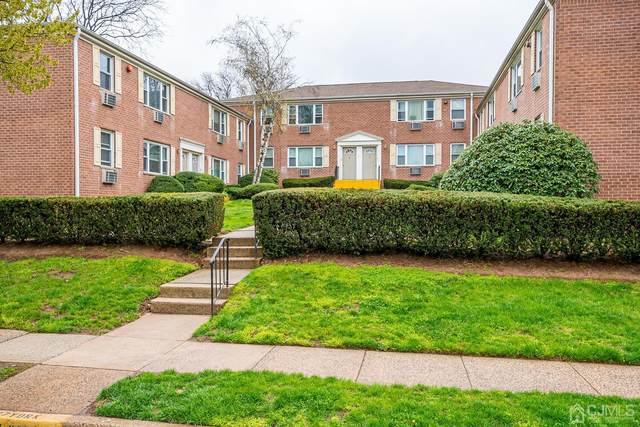 37 York Drive 3B, Edison, NJ 08817 (MLS #2115427R) :: Gold Standard Realty