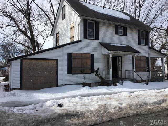 40 Sandford Street, New Brunswick, NJ 08901 (MLS #2115604R) :: William Hagan Group